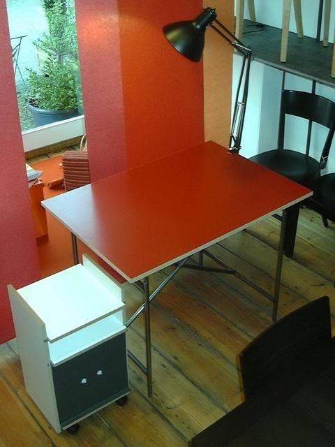 eiermann tischgestell designerm bel berlin massivholztische design regale st hle. Black Bedroom Furniture Sets. Home Design Ideas