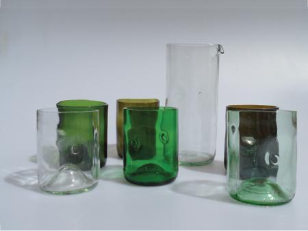 recycling glas designerm bel berlin massivholztische design regale st hle tische. Black Bedroom Furniture Sets. Home Design Ideas