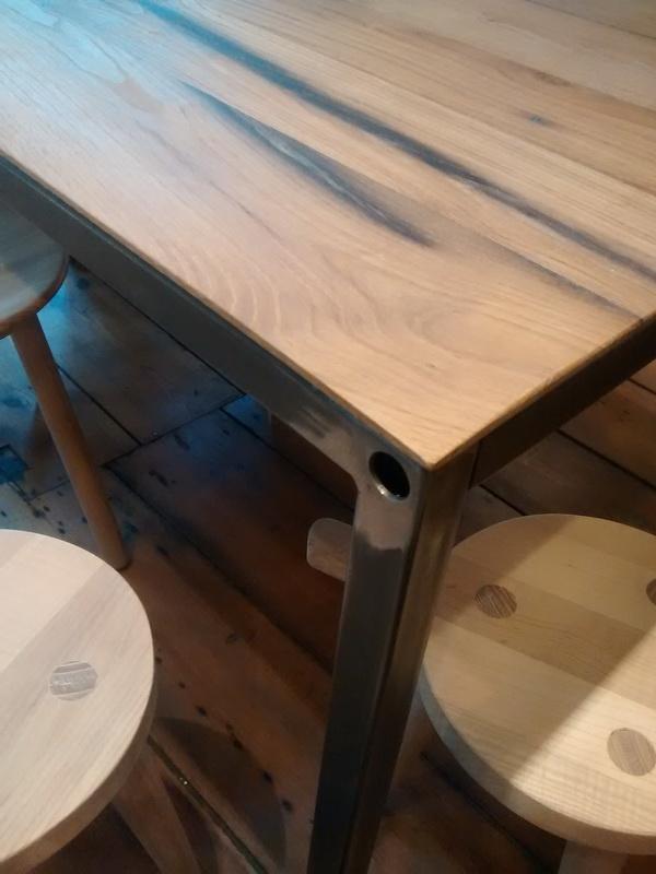 Eisenhauer tisch 3 schicht designerm bel for Tisch design andrea